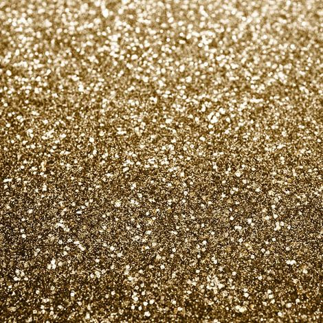 Oriah Glitter Gold Textured Sparkle Glitter Wallpaper