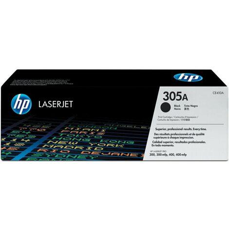Original HP Laser Toner Cartridge (HP No. 305A)