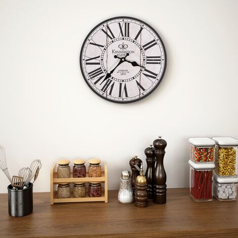 Orologio da Parete per Cucina Vintage Londra 30 cm -