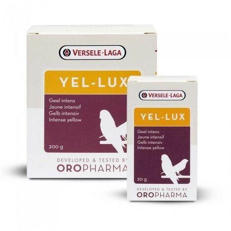 Oropharma Yel-Lux 20Gr - Versele Laga