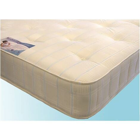 Orthopaedic Sprung Mattress - Small Double 4ft