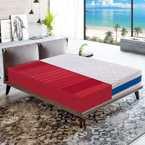 Orthopedic mattress with Waterfoam – H1