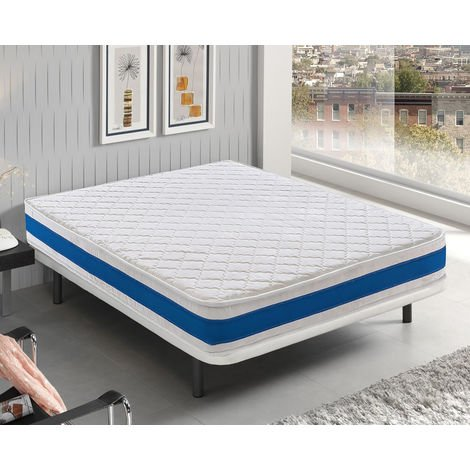 Orthopedic mattress with Waterfoam – H2