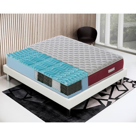 Orthopedic spring Mattress with memory foam