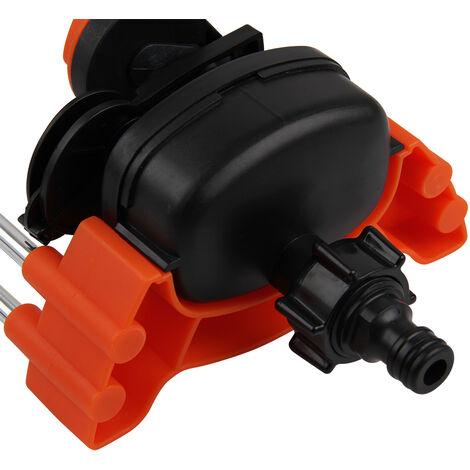 Oscillating Lawn Sprinkler - Garden Rectangular 15m Grass Watering