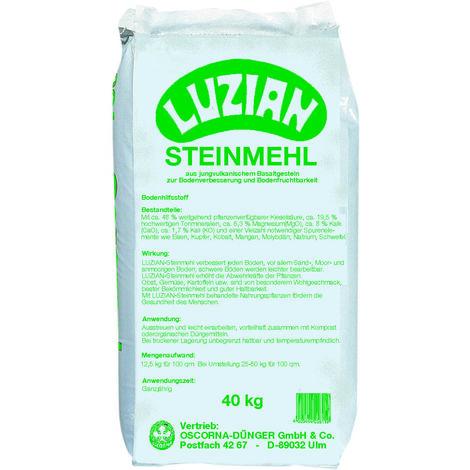 Oscorna Luzian-Steinmehl 12,5 kg