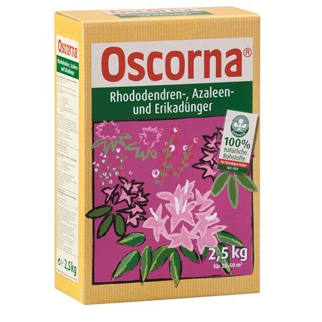 Oscorna Rhododendrendünger 2,5 kg