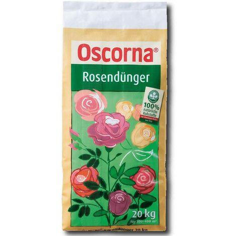 Oscorna Rosendünger 20 kg Blumendünger Naturdünger Organisch Biodünger
