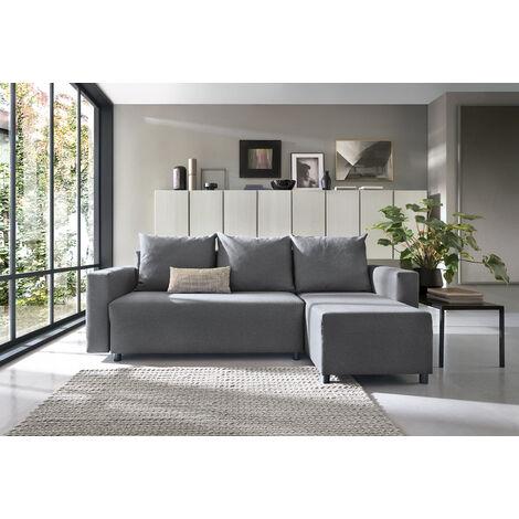 Oslo Dark Grey - Right - color Dark Grey
