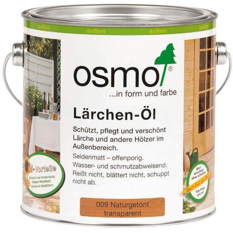OSMO 009 Lärchen Öl Naturgetönt 750ml