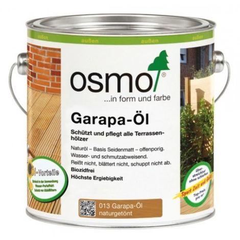 OSMO 013 Garapa Öl Naturgetönt 2,5 Ltr