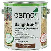 OSMO 016 Bangkirai Öl Dunkel 2,5 Ltr