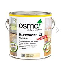 OSMO 3032 Hartwachs Öl Farblos 2,5 Ltr