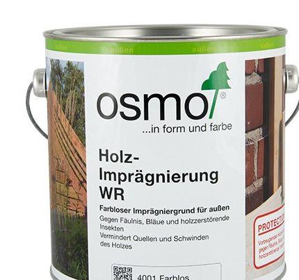 OSMO 4001 Imprägnierung Wr Farblos 750ml