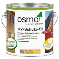 OSMO 420 UV Schutz Öl Farblos 750ml