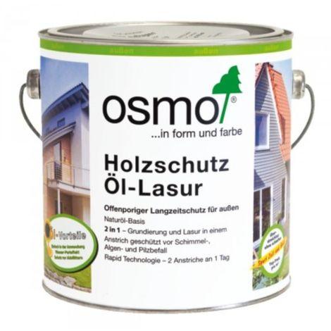 OSMO 701 Holzschutz Öl Lasur Farblos 750ml