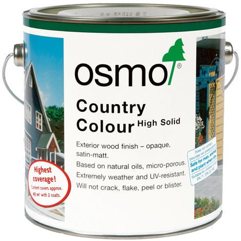 Osmo Country Colour Charcoal (2703) 2.5L