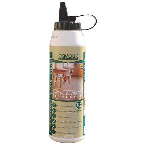 Osmo D3 Express Wood PVA Glue Adhesive - 560g
