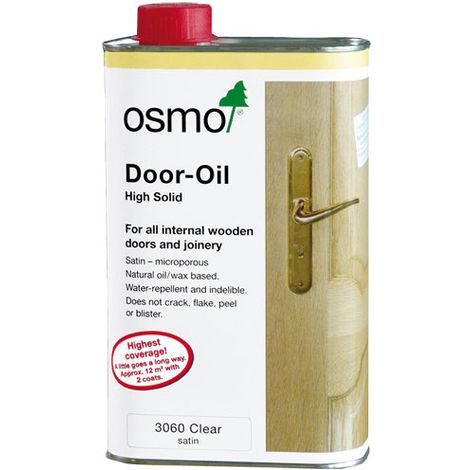 Osmo Door Oil Clear Satin (3060) 1L