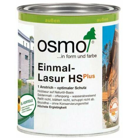 Osmo Einmal-Lasur HS Plus Nussbaum 0,75 l - 11101360
