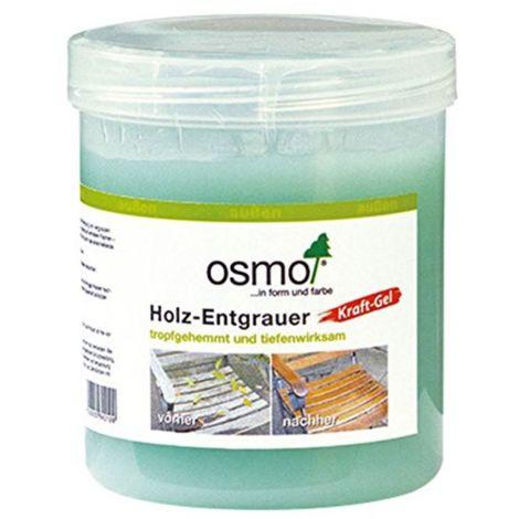 OSMO Holz-Entgrauer Kraft Gel 5 Ltr