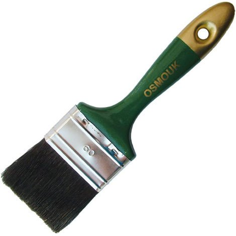 Osmo Natural Bristle Brush - To apply Osmo Oil - 25, 50, 60 and 100mm