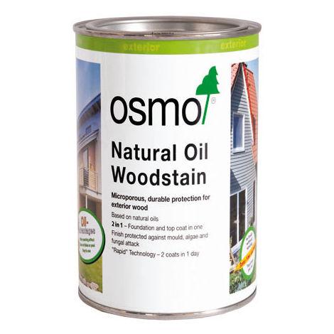 Osmo Natural Oil Woodstain 0.75L Light Oak (732)