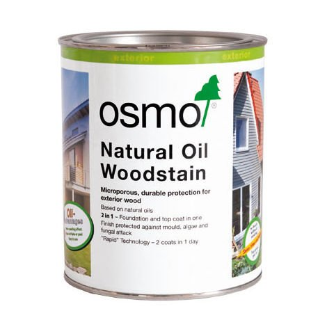 """main image of """"Osmo Natural Oil Woodstain 2.5L Oak (706)"""""""