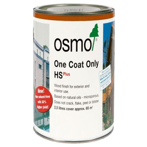 Osmo One Coat Only 9236 Larch 0.75L
