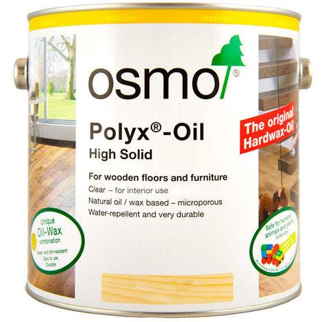 Osmo Polyx-Oil Clear Semi Matt (3065) 2.5L