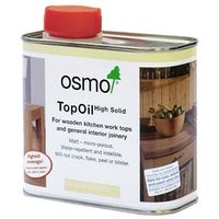 Osmo Top Oil - Clear Satin - 0.5 Litre