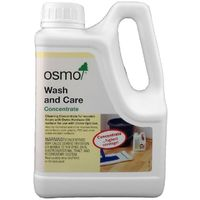 Osmo Wash and Care - For Regular Cleaning of Floors - 1 and 5 Litre