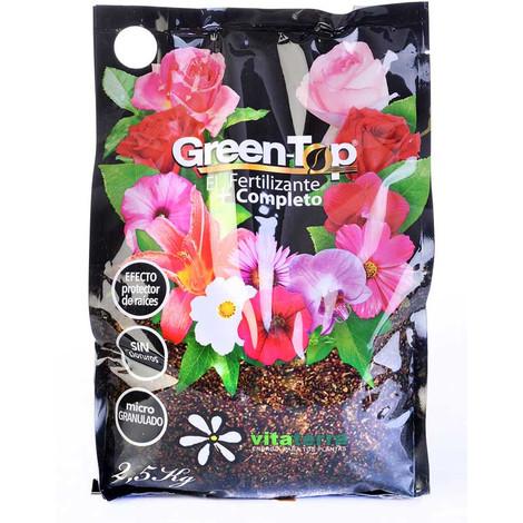 Abono Granulado Green-Top 2,5 kg