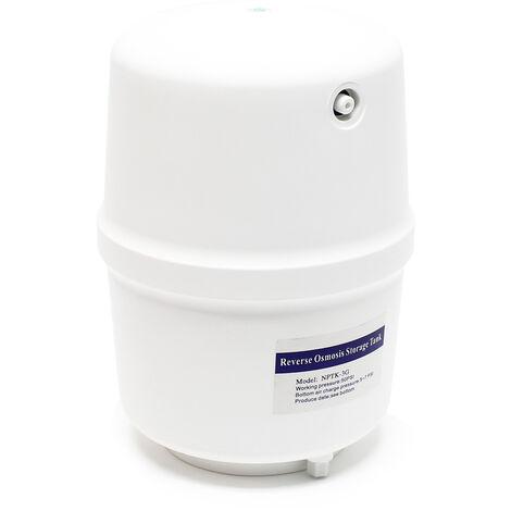 Osmose inverse 3 G Réservoir à Eau 11.35 l