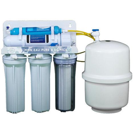 Osmoseur Basicos : L'osmoseur sans éléctricité