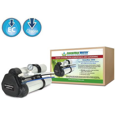 Osmoseur Growmax 3000 - GrowMax Water traitement de l'eau