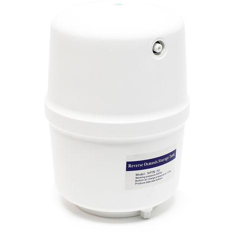 Ósmosis inversa 3 G Depósito de agua 11,35 l