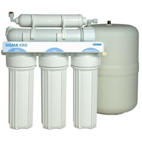 Osmosis Inversa doméstica ATH Sigma Kro 5 etapas.