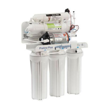 """main image of """"Ósmosis inversa domestica Proline Plus pump con membrana Recomax 14l Waterflter"""""""