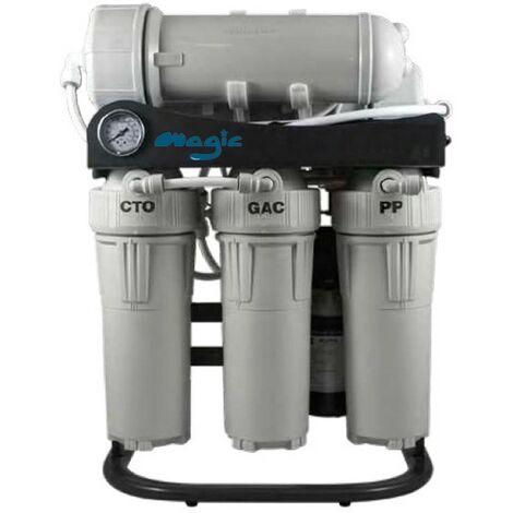 Osmosis Inversa ROBIG Flujo directo 1 litro minuto para acuarios grandes