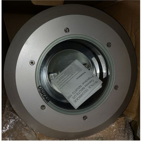 Osram 50260 incorporado del proyector Nautilus NAQTIS RX7s 150W (no incluido)