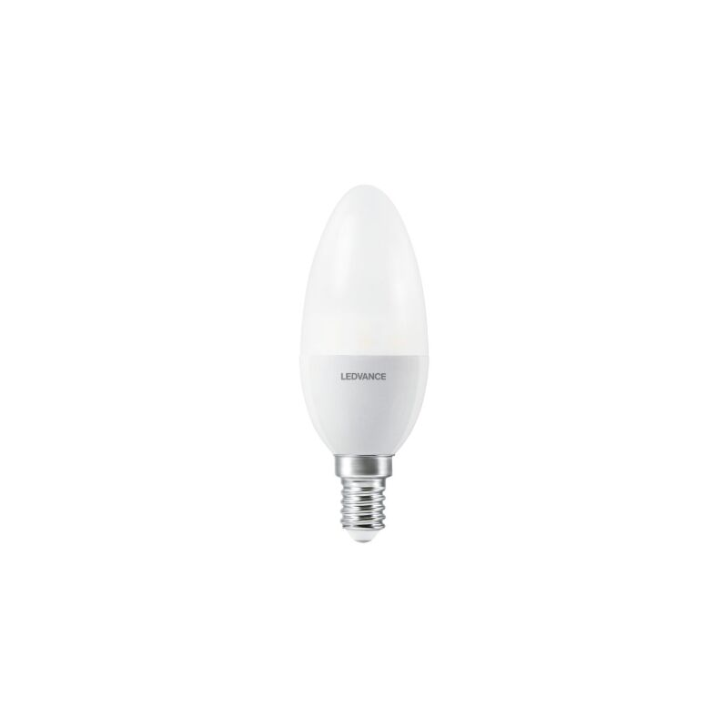 Image of Ledvance(from Osram) - Osram 6W E14/SES LED Smart Candle RGBW Dimmable - B40TWE14ZB