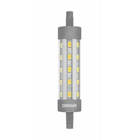 OSRAM Ampoule LED R7S 7 W équivalent a 60 W blanc chaud