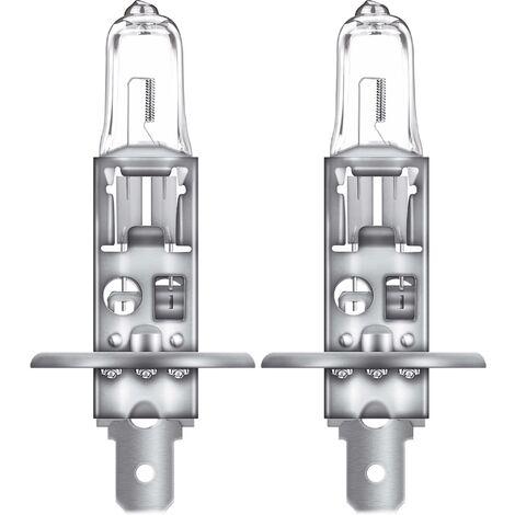 Osram Auto 64150NBS-HCB Ampoule halogène Night Breaker® Silver H1 55 W 12 V D907101