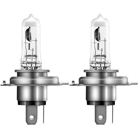Osram Auto 64193NBS-HCB Ampoule halogène Night Breaker® Silver H4 60/55 W 12 V D907391