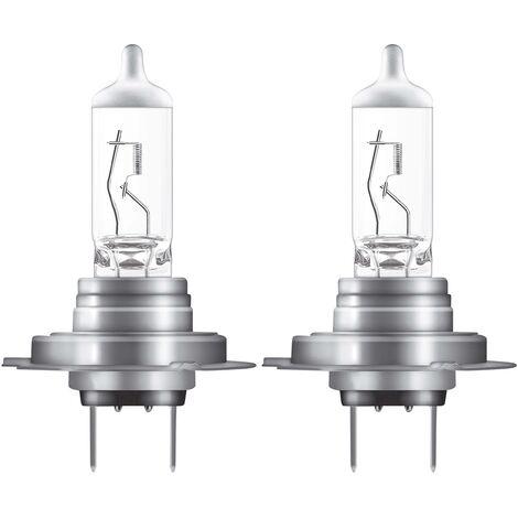 Osram Auto 64210NBS-HCB Ampoule halogène Night Breaker® Silver H7 55 W 12 V D907321