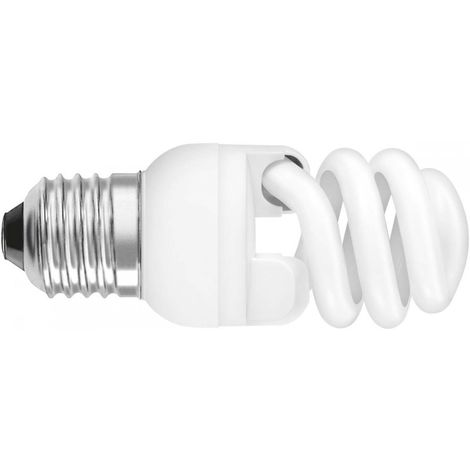 Osram Bombilla de economía de energía DULUXSTAR MINI TWIST E27 11 W