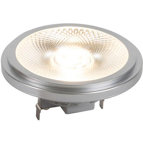 Osram Bombilla G53 LED regulable Osram G53 15W 24º 800lm 2700K