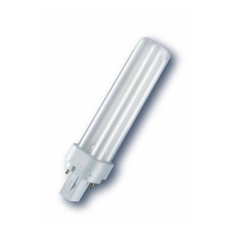 Lampe FLC Dulux D 26W 840 G24d-3