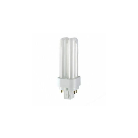 OSRAM DULUX-D/E-10-840 - Ampoule G24q-1 DULUX D/E 10w 600lm 4000K /840 - 4 pins